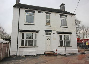 Thumbnail 1 bed flat to rent in Ross House, John St., Glascote, Tamworth