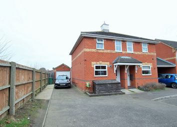 Thumbnail 2 bed semi-detached house for sale in Haddon Park, Colchester, Essex