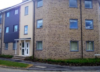 Thumbnail 1 bed flat to rent in Woodhead Drive, Cambridge