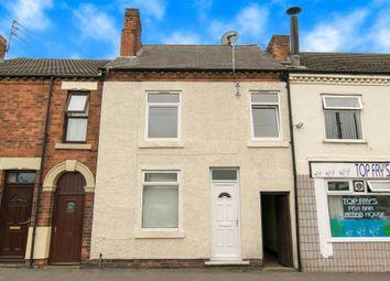Thumbnail 3 bed terraced house to rent in High Street, Alfreton