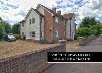 Thumbnail 2 bed flat for sale in London Road, Stapleford, Cambridge