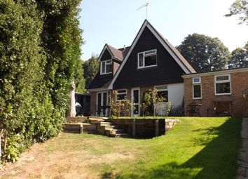 Thumbnail 4 bed detached house to rent in Grampian Close, Tunbridge Wells