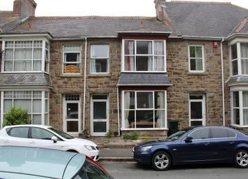Thumbnail 5 bed terraced house to rent in Treneere Road, Penzance