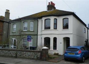 Thumbnail 3 bedroom property to rent in Upper High Street, Broadwater, Worthing