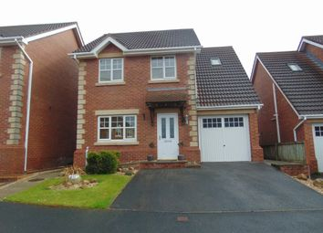 Thumbnail 4 bed detached house for sale in Maes Penrhyn, Llanelli, Llanelli