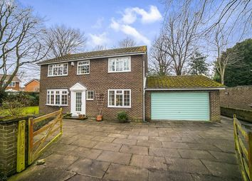 Thumbnail 4 bed detached house for sale in The Mount, Grange Road, Ryton