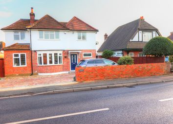 Thumbnail 4 bed detached house for sale in Lower Britwell Road, Burnham, Slough