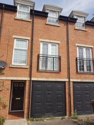 Thumbnail 3 bed town house to rent in Lyng Court, Knottingley