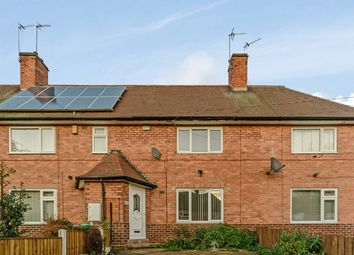 Thumbnail 2 bed terraced house for sale in Dulverton Vale, Nottingham