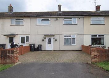Thumbnail 3 bedroom terraced house for sale in Gresham Close, Swindon
