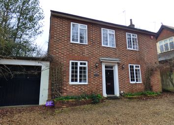 Thumbnail 3 bed detached house to rent in Woburn Lane, Aspley Guise