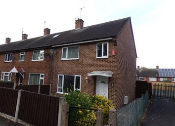 Thumbnail 3 bed end terrace house for sale in Langstrath Road, Clifton, Nottingham