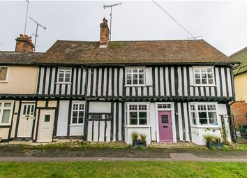 Thumbnail 4 bed end terrace house for sale in Bridge End, Newport, Saffron Walden