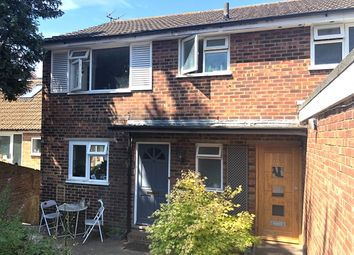 Thumbnail 4 bed semi-detached house to rent in Inwood Crescent, Brighton