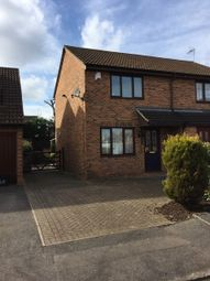 Thumbnail 2 bed semi-detached house to rent in Sibson, Lower Earley, Reading