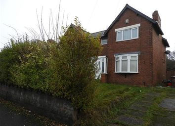 Thumbnail 3 bedroom semi-detached house for sale in Alumwell Road, Alumwell, Walsall