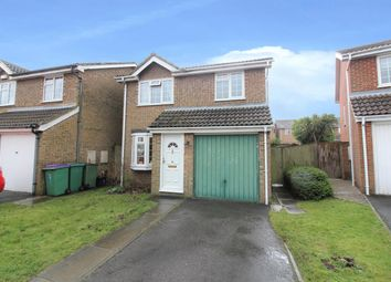 Thumbnail 3 bed semi-detached house for sale in Newbury Close, Folkestone, Kent