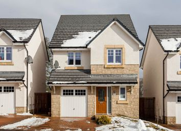 Thumbnail 4 bed detached house for sale in Millview Close, Auchterarder, Perth And Kinross