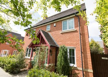 Thumbnail 4 bed detached house for sale in Arundel Way, Cawston, Rugby