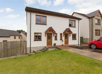Thumbnail 2 bed semi-detached house for sale in Bearehill Loan, Brechin, Angus