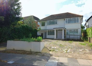 Thumbnail 6 bed detached house for sale in Selvage Lane, London