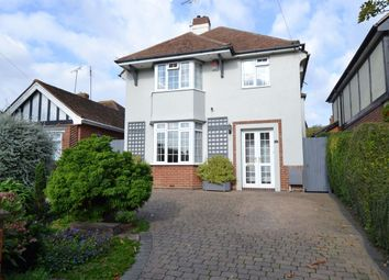 Thumbnail 4 bed detached house for sale in Kingsdown Park, Whitstable