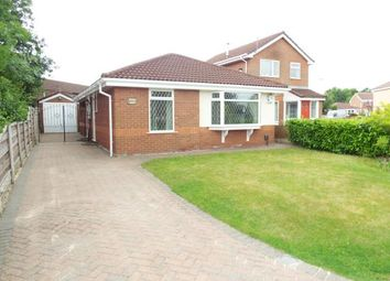 Thumbnail 3 bedroom bungalow for sale in Falstone Close, Birchwood, Warrington, Cheshire