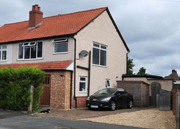 Thumbnail 3 bed semi-detached house for sale in The Grove, Farnborough