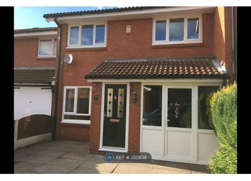 Thumbnail 3 bed terraced house to rent in Suffolk Drive, Wilmslow