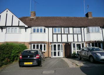 Thumbnail 3 bed terraced house to rent in The Close, Harpenden