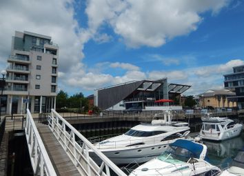 Thumbnail 2 bed flat for sale in Maritime Walk, Cobalt Quarter, Southampton