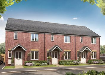 "Thumbnail 3 bed semi-detached house for sale in ""The Danbury"" at Burlow Road, Harpur Hill, Buxton"