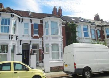 Thumbnail 1 bed property to rent in Taswell Road, Southsea