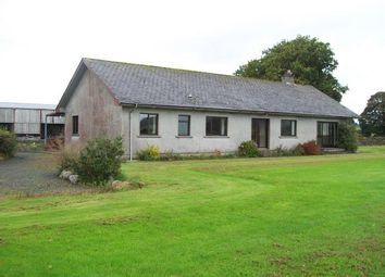 Thumbnail 4 bed detached bungalow to rent in Challoch, Newton Stewart