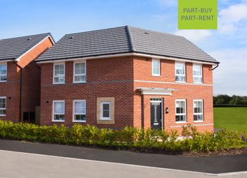 "Thumbnail 3 bedroom detached house for sale in ""Faringdon II"" at Filter Bed Way, Sandbach"