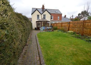 Thumbnail 4 bedroom semi-detached house for sale in Paynes Cottages, Longmeadow Road, Lympstone, Exmouth