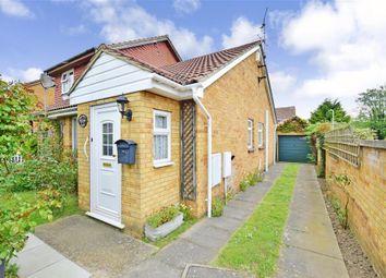 Thumbnail 2 bed semi-detached bungalow for sale in Hambrook Walk, Sittingbourne, Kent