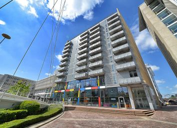 Thumbnail 1 bed flat for sale in Dearmans Place, Salford
