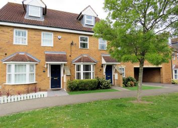 Thumbnail 3 bed terraced house for sale in Pascal Drive, Medbourne, Milton Keynes