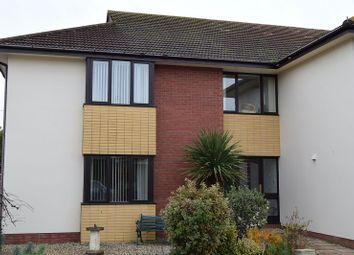 Thumbnail 2 bed flat to rent in College Court, Old Sticklepath Hill, Sticklepath, Barnstaple, Devon