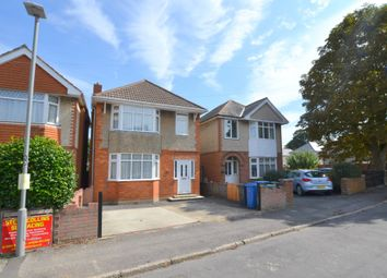 Thumbnail 3 bed detached house for sale in Sheringham Road, Branksome, Poole