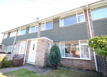 Thumbnail 3 bed terraced house to rent in Westbourne Close, St Johns, Worcester