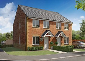 Thumbnail 3 bed semi-detached house for sale in Kingstown Road, Carlisle