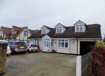 Thumbnail 5 bedroom detached bungalow for sale in Upminster Road North, Rainham