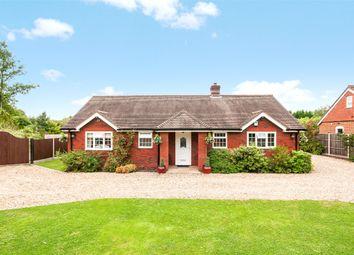 Thumbnail 3 bed detached bungalow for sale in Coles Lane, Capel, Dorking, Surrey