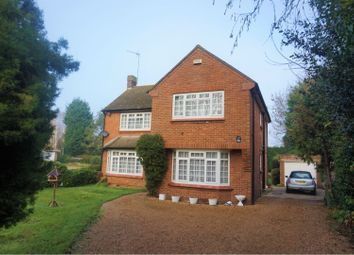 Thumbnail 3 bed detached house for sale in Barton Road, Wisbech