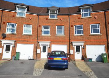 Thumbnail 4 bed town house for sale in White Lodge Close, Isleworth