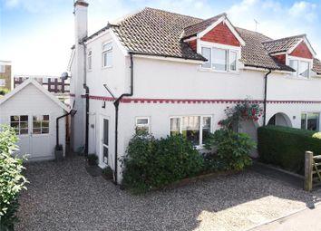 Thumbnail 3 bed semi-detached house for sale in Seafield Close, Rustington, Littlehampton