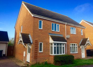 Thumbnail 3 bed semi-detached house for sale in York Close, London Road, Biggleswade