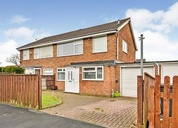 3 bed semi-detached house for sale in Courtney Drive, Pelton, Chester Le Street DH2
